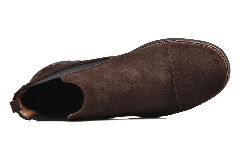 Bottines et boots Rieker Five 36063 Marron vue gauche