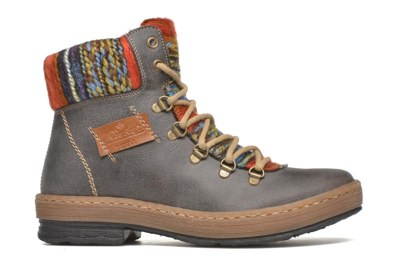 Bottines et boots Rieker Ilam Z6743 Multicolore vue derrière