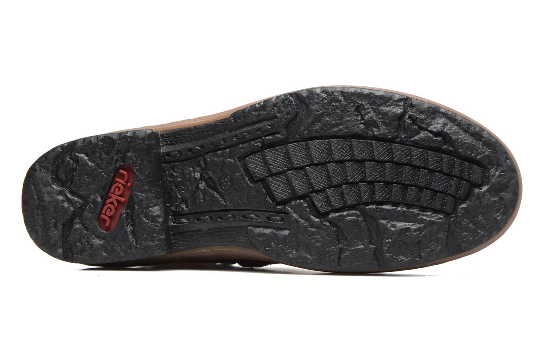 Boots en enkellaarsjes Rieker Ilam Z6743 Bordeaux boven