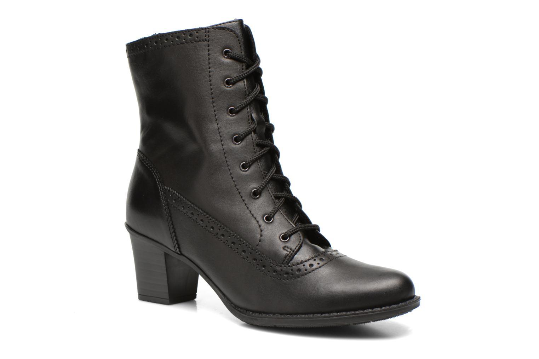 Bottines et boots Rieker Marta Z7644 Noir vue détail/paire