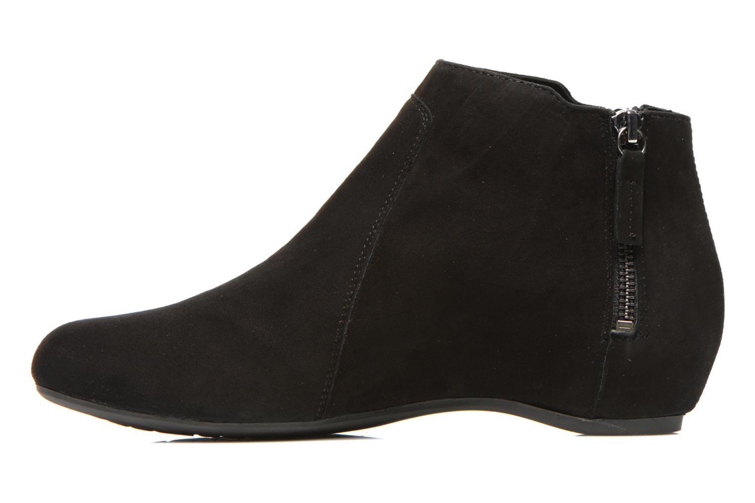 Ankle boots Unisa Astor Black front view