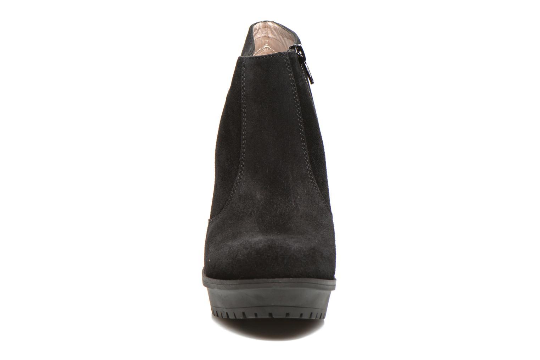 Bottines et boots Unisa Tarfe Noir vue portées chaussures