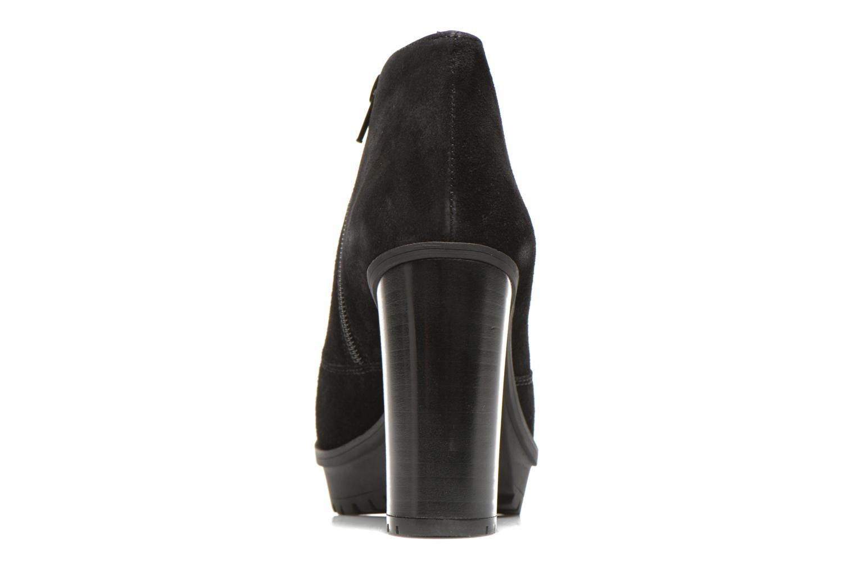 Bottines et boots Unisa Tarfe Noir vue droite