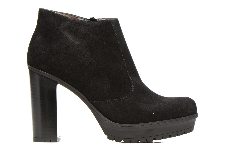 Bottines et boots Unisa Tarfe Noir vue derrière