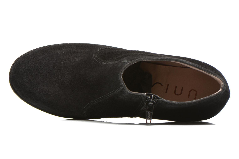 Bottines et boots Unisa Tarfe Noir vue gauche