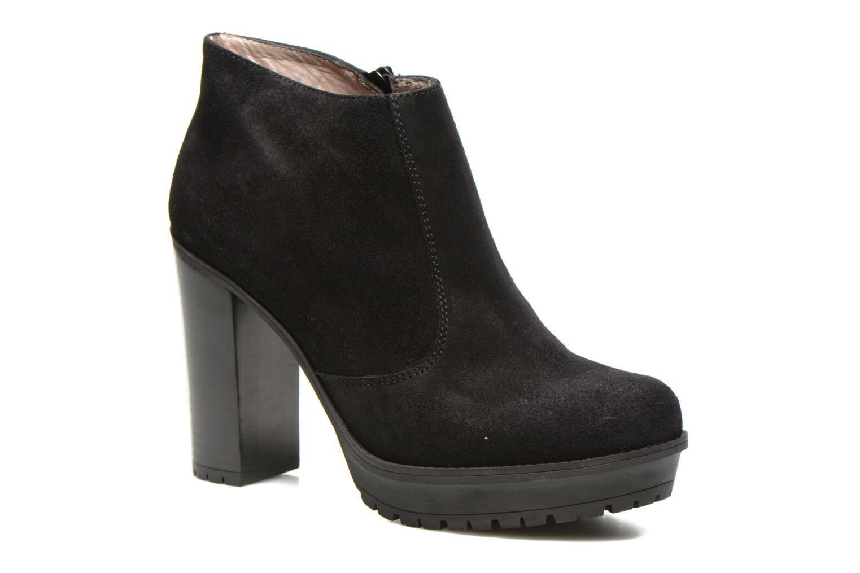 Bottines et boots Unisa Tarfe Noir vue détail/paire
