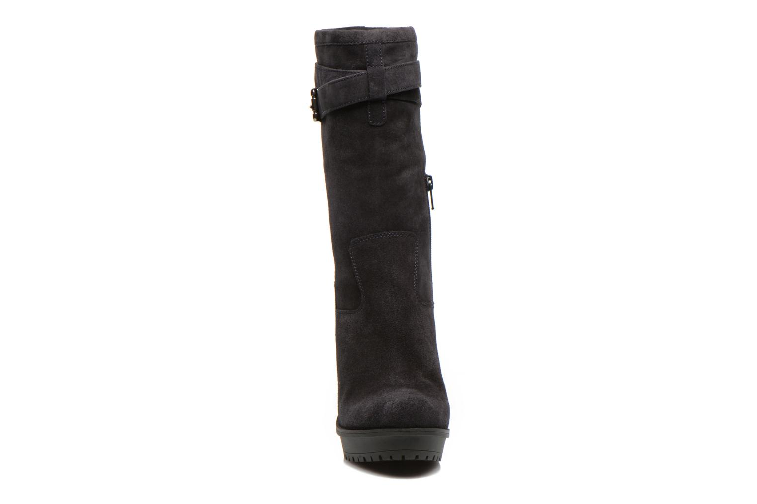 Ankle boots Unisa Talia2 Black model view