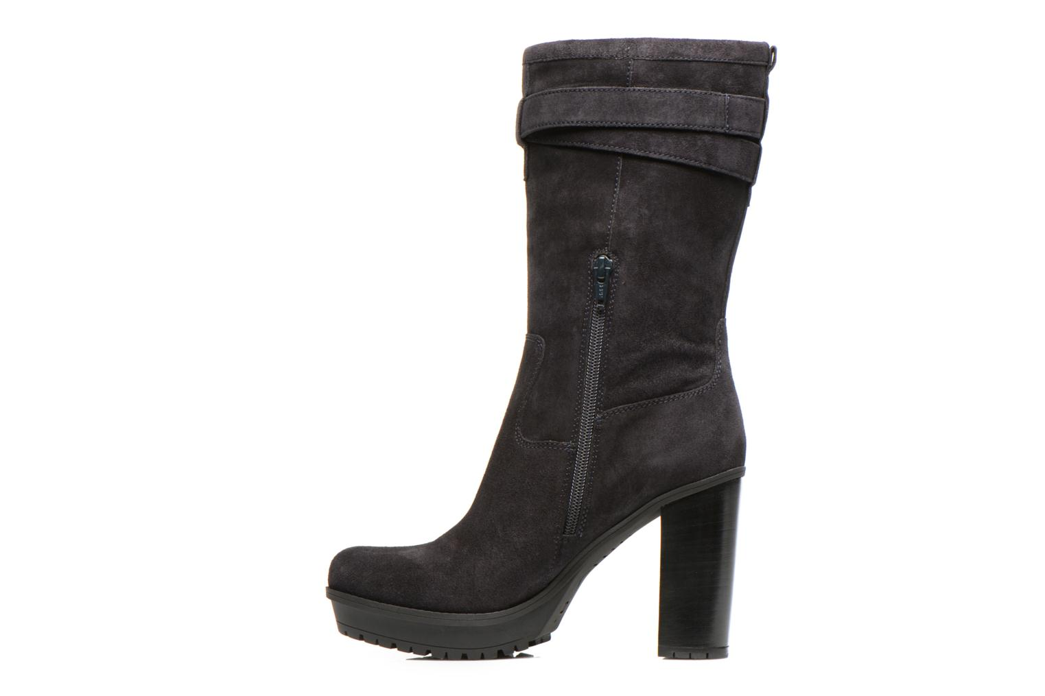 Ankle boots Unisa Talia2 Black front view