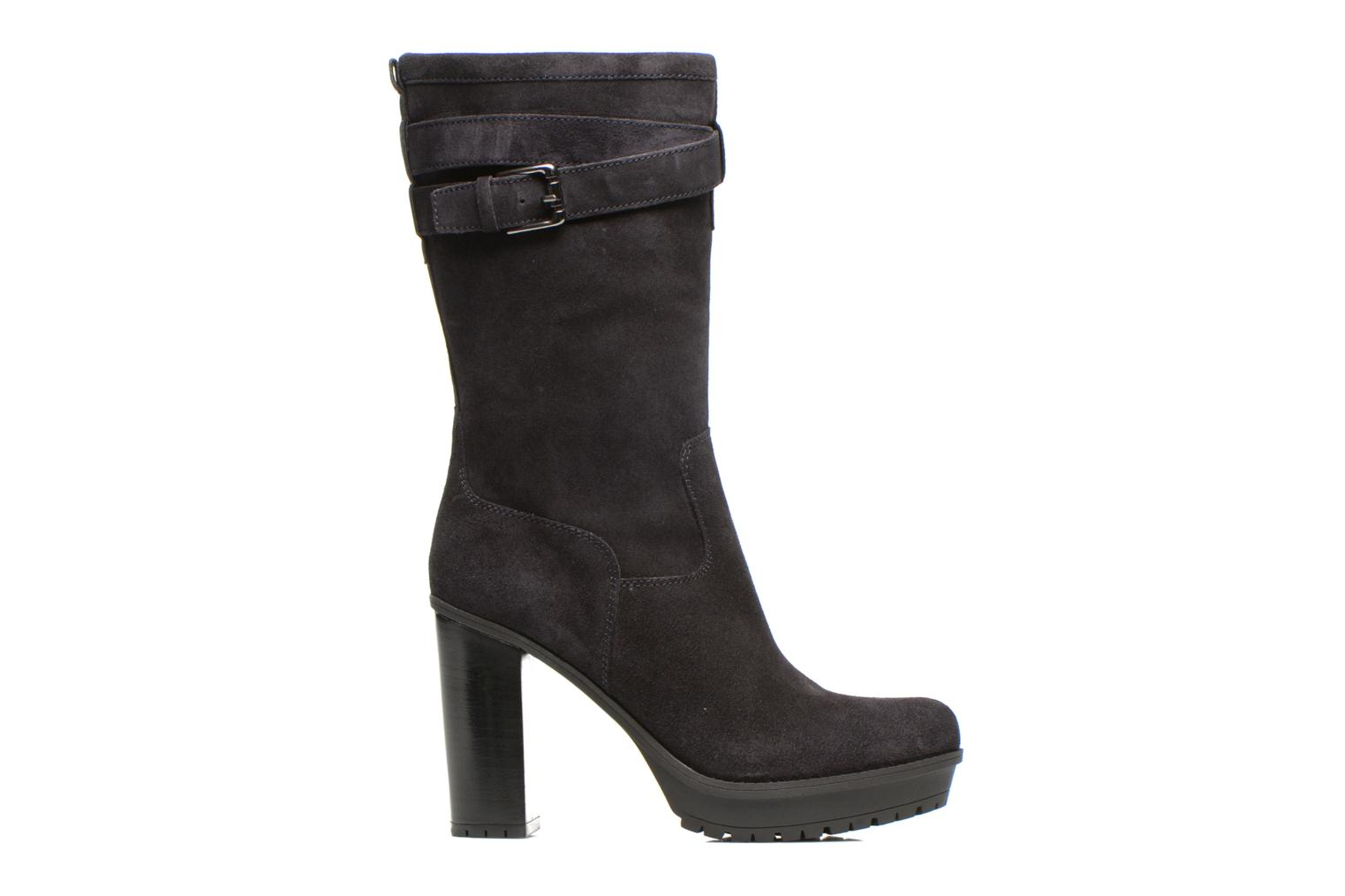 Ankle boots Unisa Talia2 Black back view