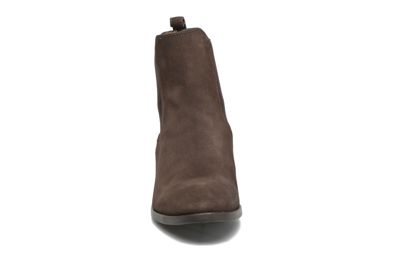 Bottines et boots Unisa Darwin Marron vue portées chaussures