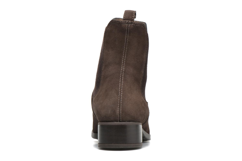 Bottines et boots Unisa Darwin Marron vue droite
