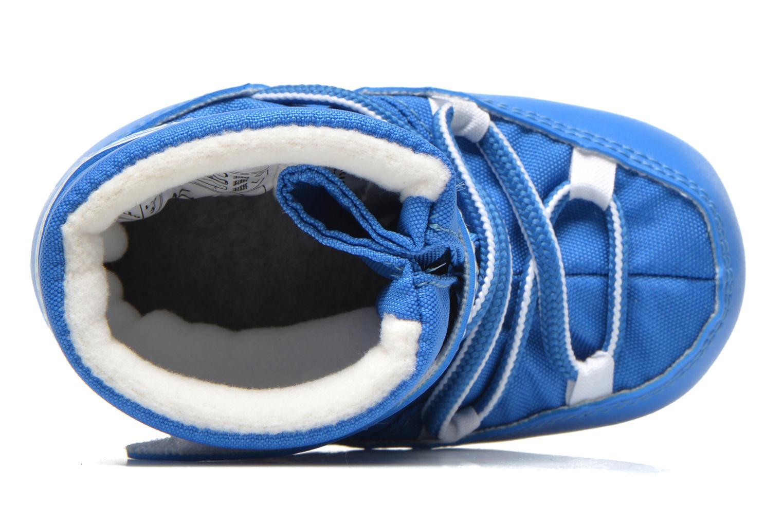 Moon Boot Crib Light blue
