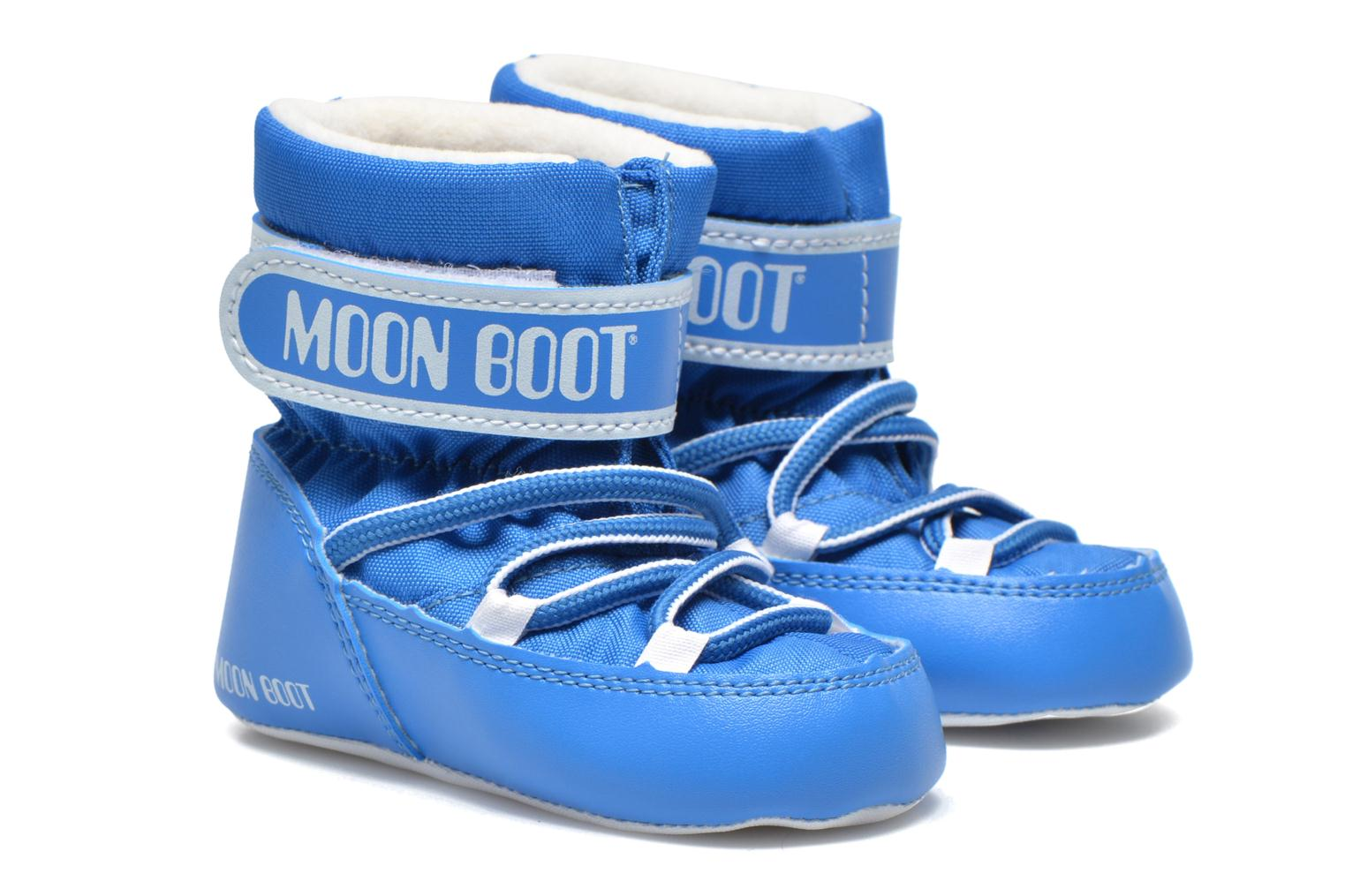 Moon Boot Crib Light blue