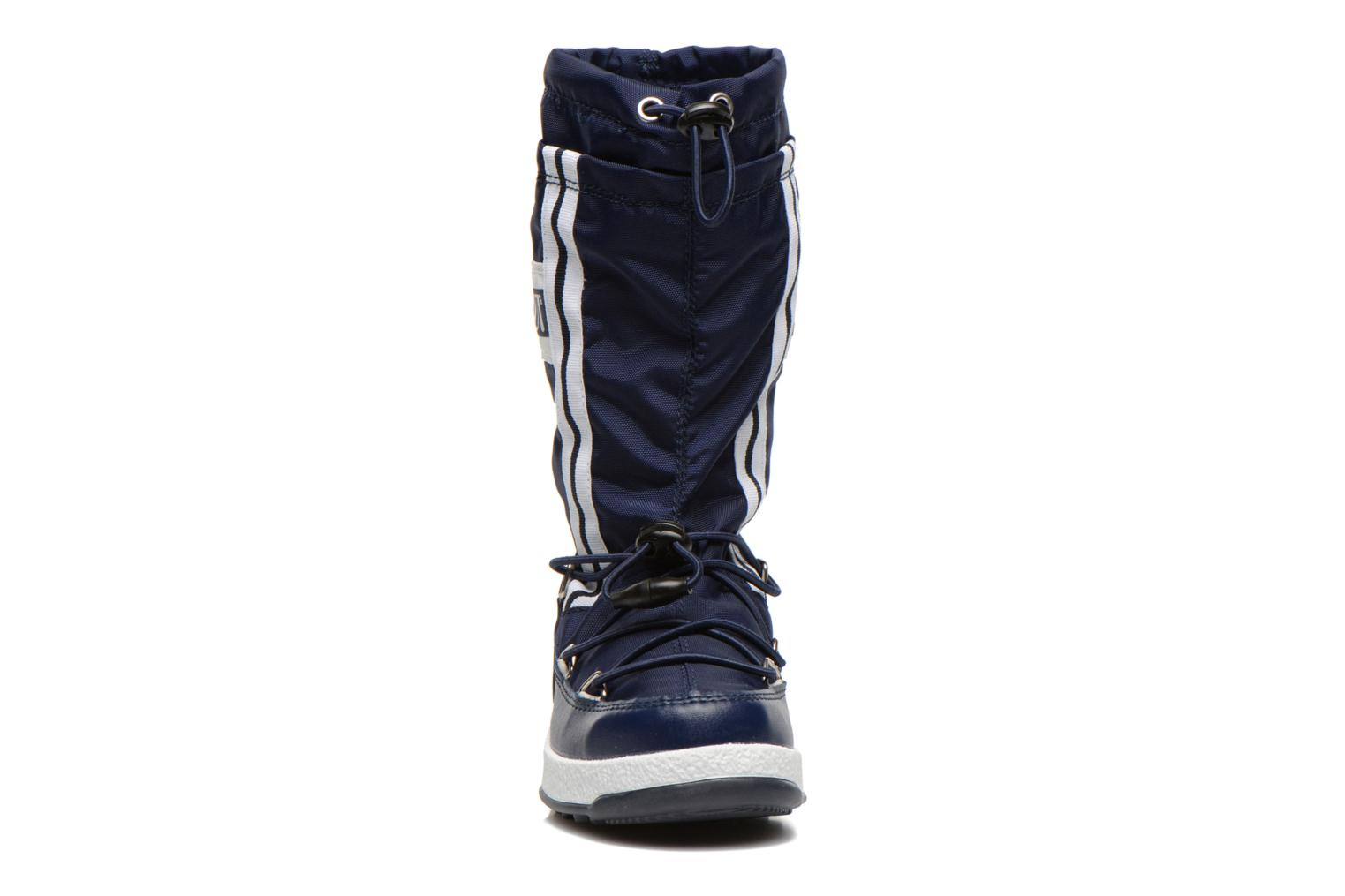 Boots & wellies Moon Boot Moon Boot W.Fall Jr Wp Blue model view