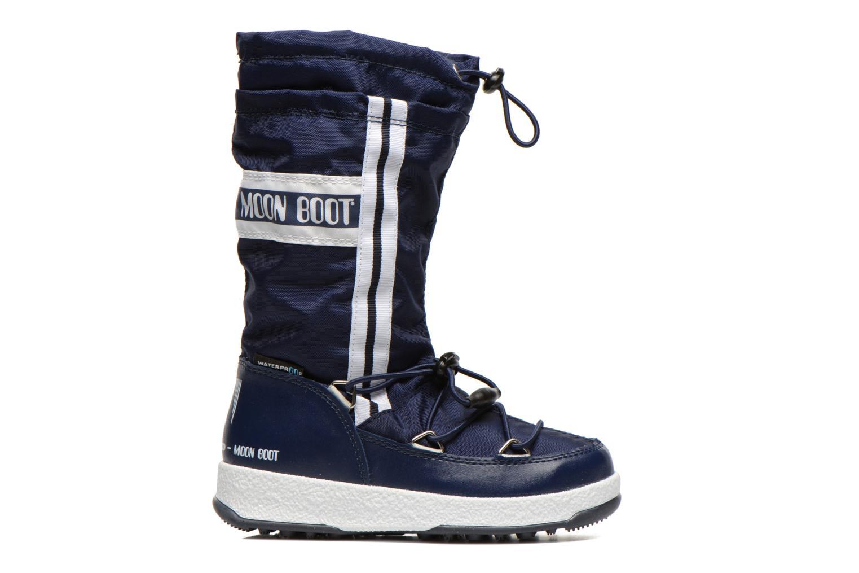 Botas Moon Boot Moon Boot W.Fall Jr Wp Azul vistra trasera