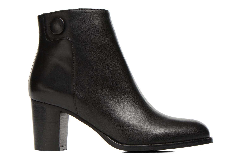 Bottines et boots Georgia Rose Tirrany Noir vue derrière
