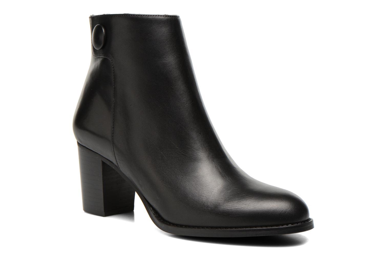 Bottines et boots Georgia Rose Tirrany Noir vue détail/paire