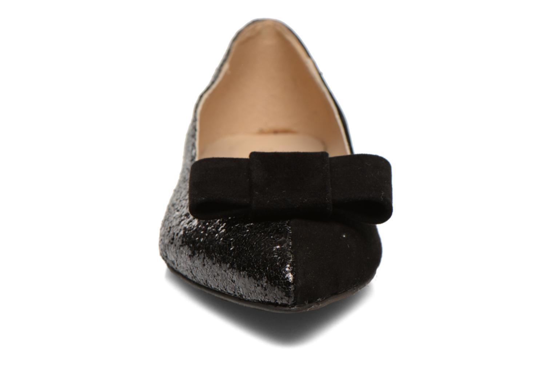 Ballerines Georgia Rose Nouba Noir vue portées chaussures
