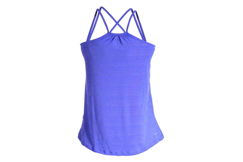 Sonstiges Nike Nike Df Cool Breeze Strappy Ta lila schuhe getragen