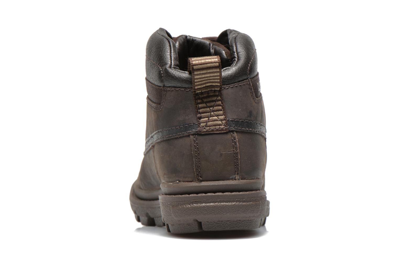 Boots en enkellaarsjes Caterpillar Grady WP Bruin rechts