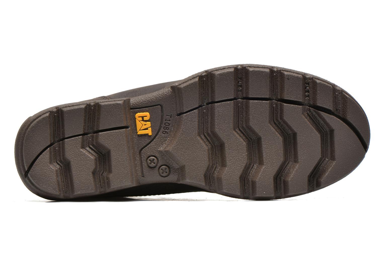 Boots en enkellaarsjes Caterpillar Grady WP Bruin boven