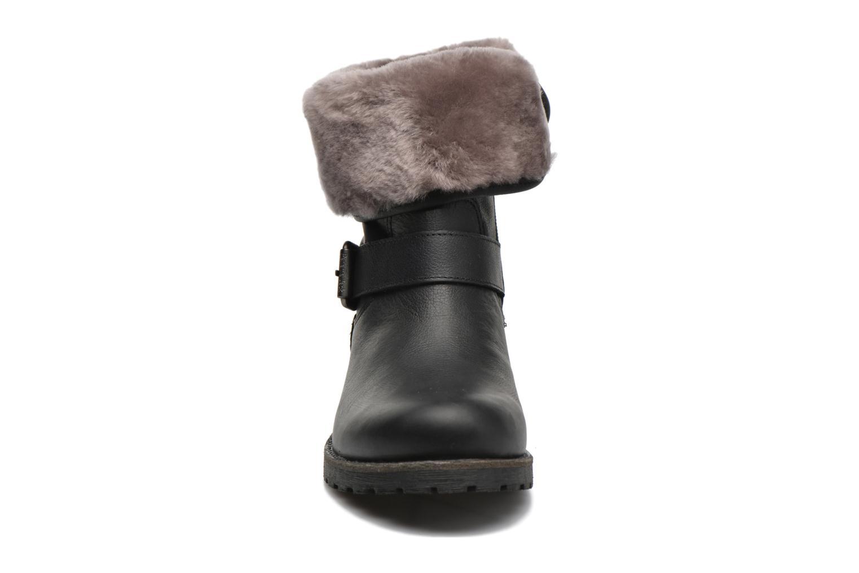 Bottines et boots Panama Jack Singapur Igloo B Noir vue portées chaussures