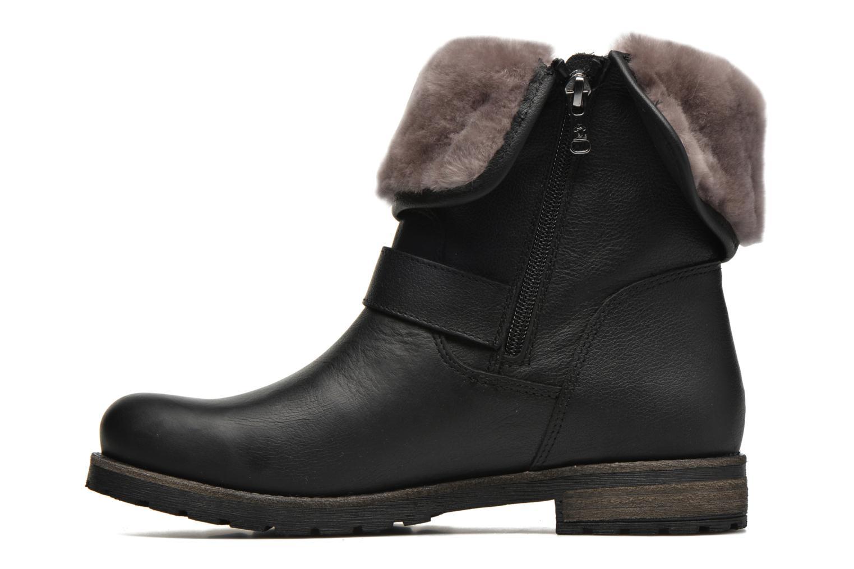 Bottines et boots Panama Jack Singapur Igloo B Noir vue face