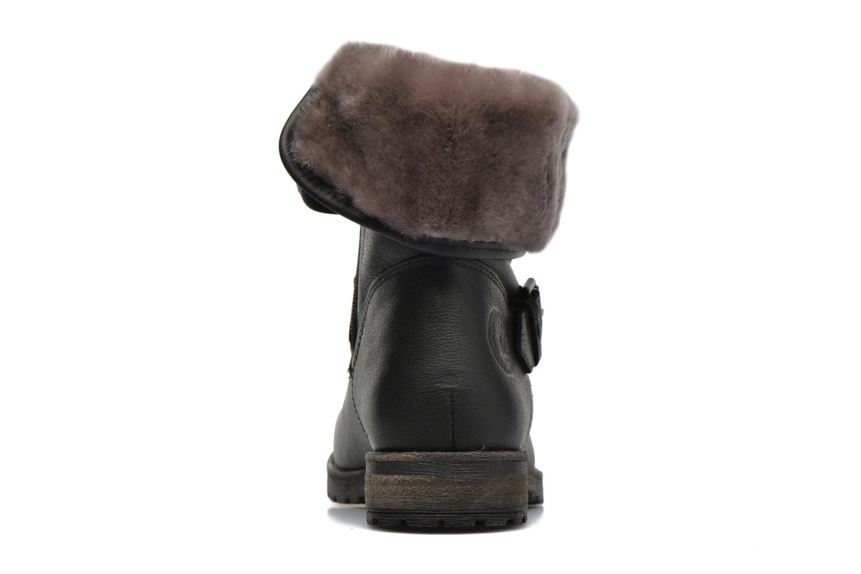 Bottines et boots Panama Jack Singapur Igloo B Noir vue droite