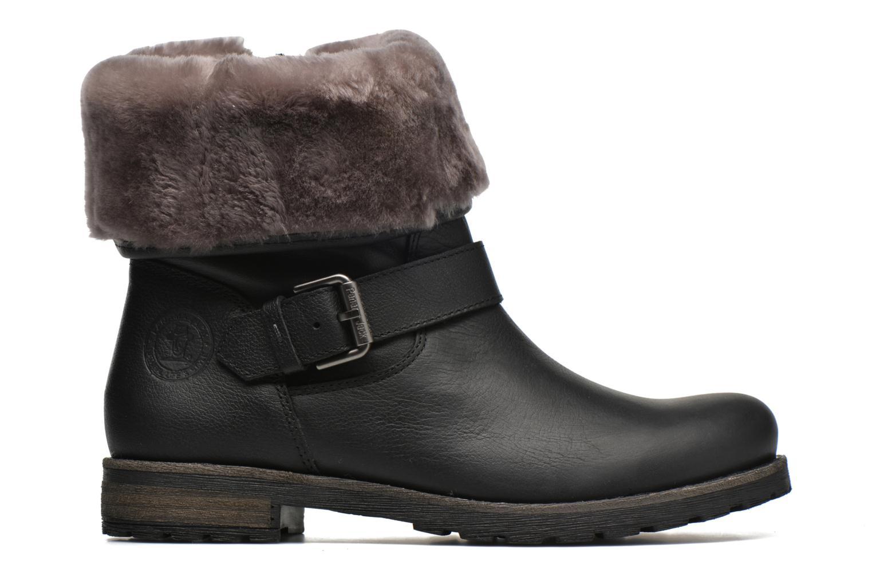 Bottines et boots Panama Jack Singapur Igloo B Noir vue derrière