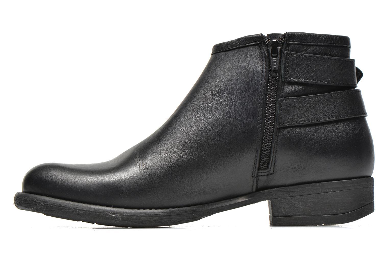 Bottines et boots Sweet Lemon L.5.Etoule Noir vue face