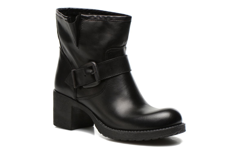 Bottines et boots Sweet Lemon L.5.Esta Noir vue détail/paire