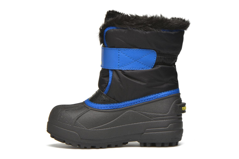 Snow Commander Black Super Blue