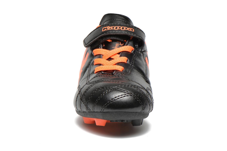 Chaussures de sport Kappa Player FG EV Noir vue portées chaussures