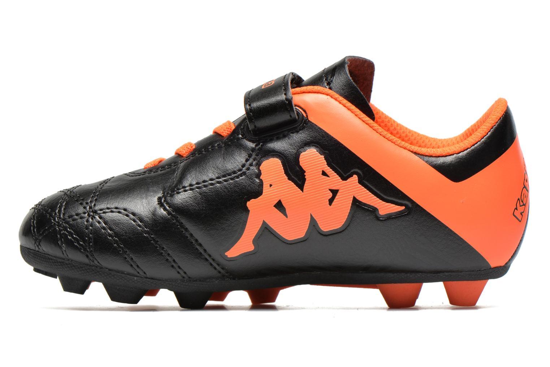 Chaussures de sport Kappa Player FG EV Noir vue face