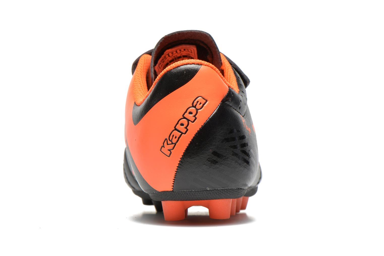Chaussures de sport Kappa Player FG EV Noir vue droite