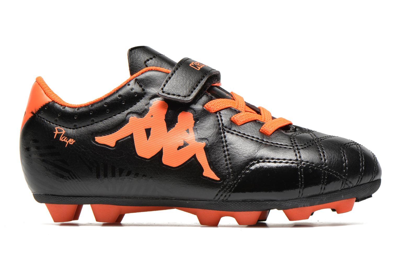 Chaussures de sport Kappa Player FG EV Noir vue derrière