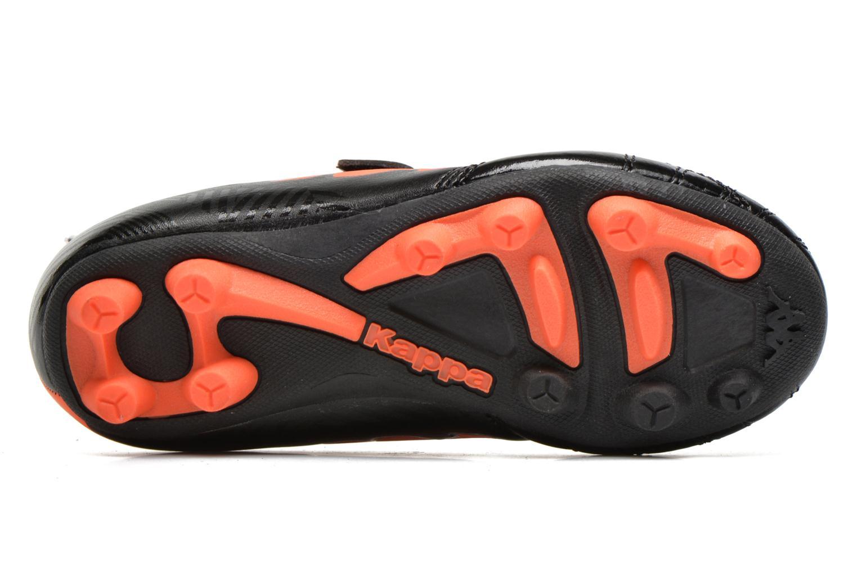 Chaussures de sport Kappa Player FG EV Noir vue haut