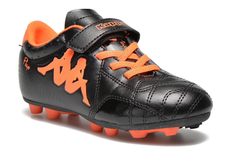 Chaussures de sport Kappa Player FG EV Noir vue détail/paire