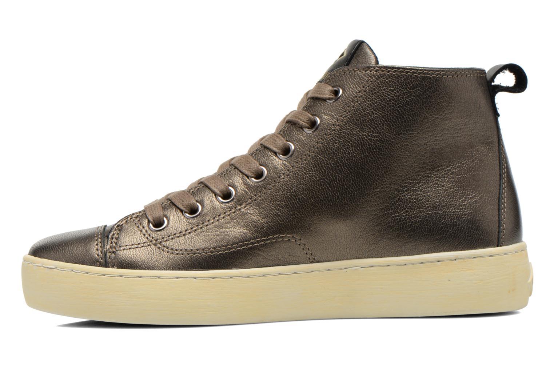 Sneaker P-L-D-M By Palladium Grovetown Got gold/bronze ansicht von vorne