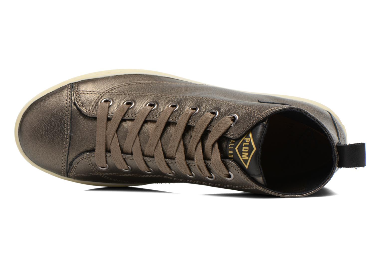 Sneaker P-L-D-M By Palladium Grovetown Got gold/bronze ansicht von links