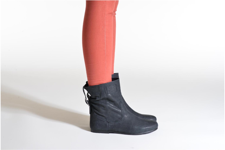 Bottines et boots P-L-D-M By Palladium Paige Emb Noir vue bas / vue portée sac