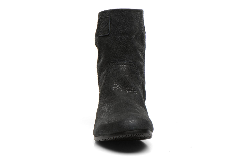 Bottines et boots P-L-D-M By Palladium Paige Emb Noir vue portées chaussures