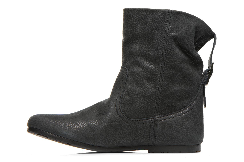 Bottines et boots P-L-D-M By Palladium Paige Emb Noir vue face