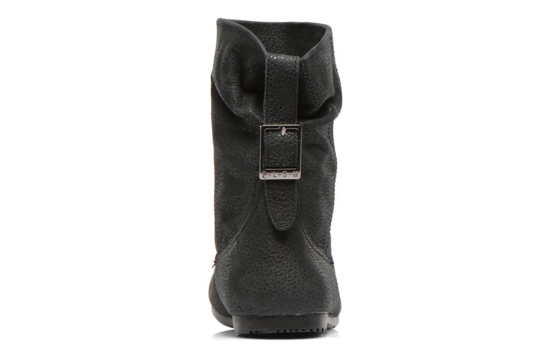 Bottines et boots P-L-D-M By Palladium Paige Emb Noir vue droite
