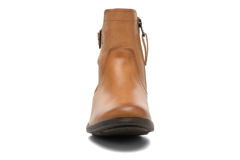 Boots en enkellaarsjes P-L-D-M By Palladium Underlay Bruin model