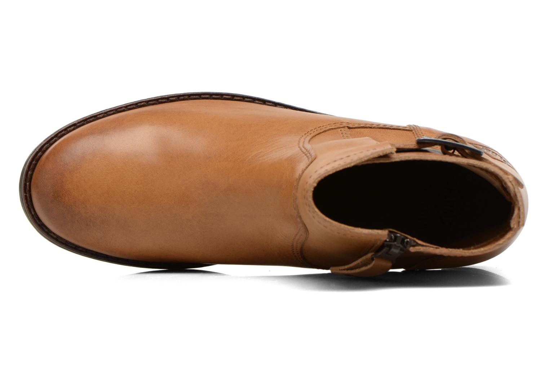 Boots en enkellaarsjes P-L-D-M By Palladium Underlay Bruin links