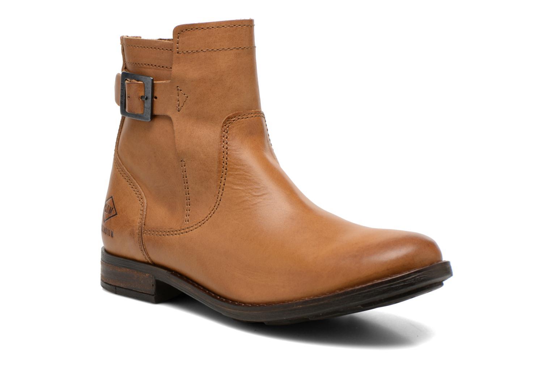 Boots en enkellaarsjes P-L-D-M By Palladium Underlay Bruin detail