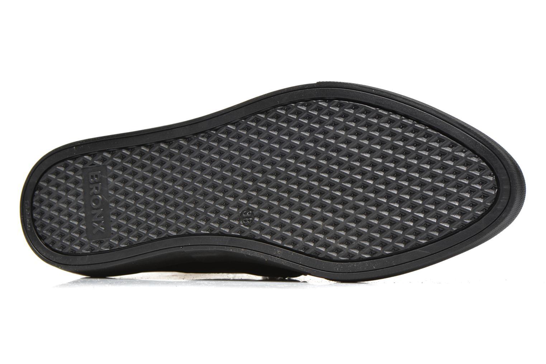 Sneaker Bronx Alyosha schwarz ansicht von oben