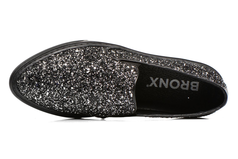 Sneaker Bronx Gravilla schwarz ansicht von links