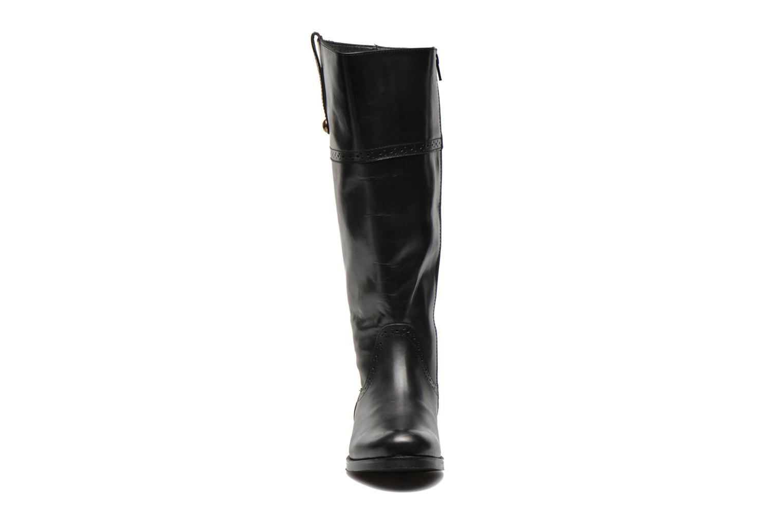 Bottes Jilsen Ilse 52 Noir vue portées chaussures